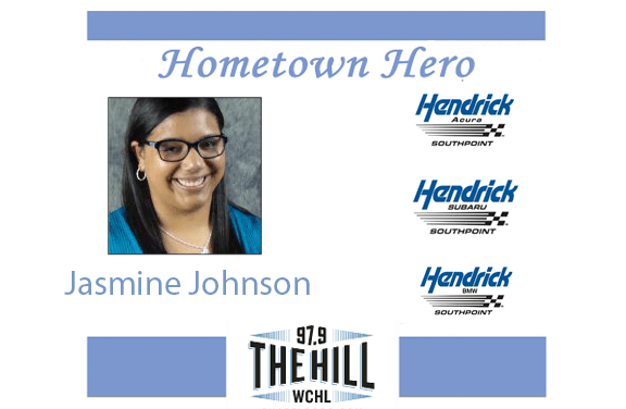 Hometown Hero: Jasmine Johnson