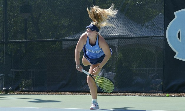 Cinderella Run Ends in NCAA Women's Doubles Tournament Semifinals for Sara Daavettila, Alle Sanford