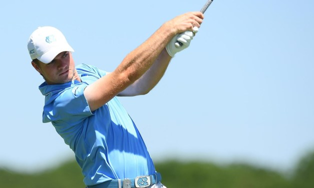 Tar Heels Rally Back to Qualify for Fourth Round of NCAA Men's Golf Championship Tournament