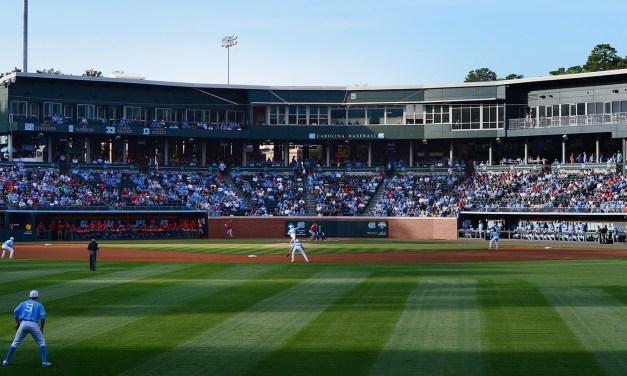 UNC Selected as NCAA Baseball Tournament Regional Host