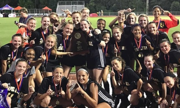 Chapel Hill High School Claims 3A Girls' Soccer State Title With Shutout Victory Over Cox Mill