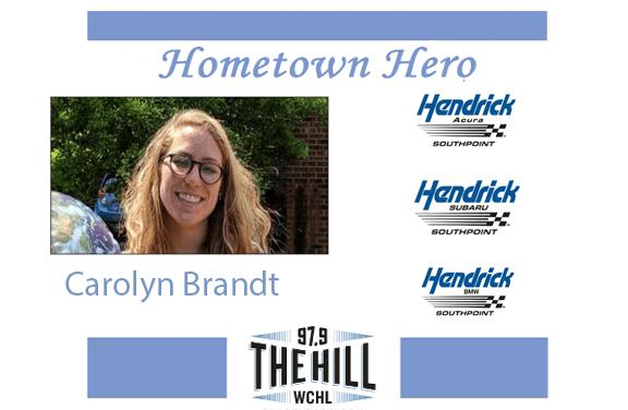 Hometown Hero: Carolyn Brandt
