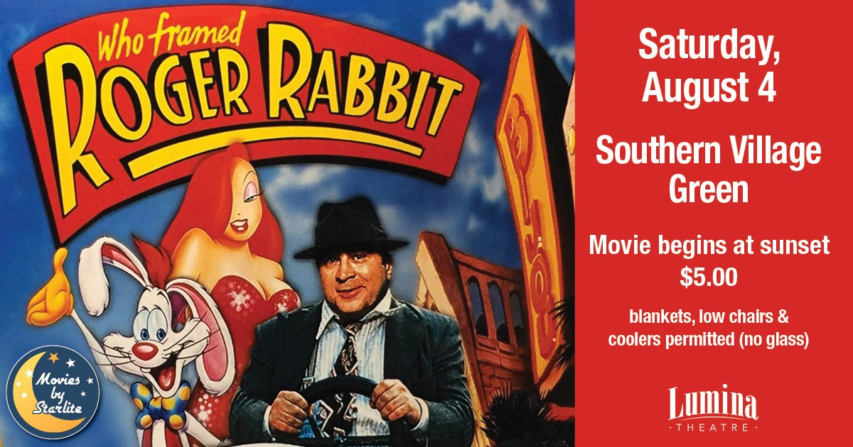 30th Anniversary Celebration of Who Framed Roger Rabbit - Movies by ...