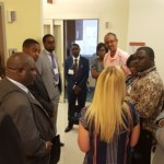 Malawian Health Officials Visit UNC, Cancer Hospital