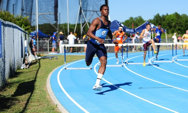 Kenny Selmon Claims National Title in 400-Meter Hurdles, Earns Spot on Team USA