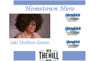 Hometown Hero: Jaki Shelton Green