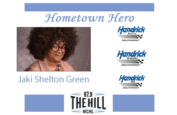 Hometown Hero: Jaki Shelton Green