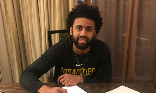 Los Angeles Lakers Sign Joel Berry II
