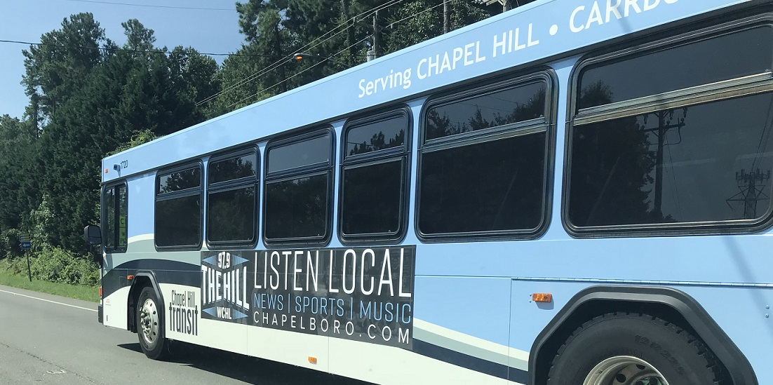 Grant Allowing Chapel Hill Transit to Purchase 2 Electric Buses