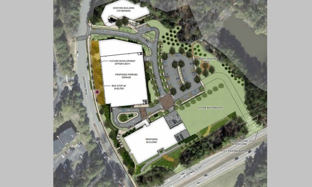 Chapel Hill Considering UNC Health Care Eastowne Proposal Wednesday Night