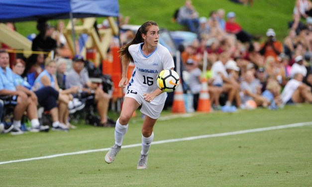 Women's Soccer: Julia Ashley Nominated for Senior CLASS Award