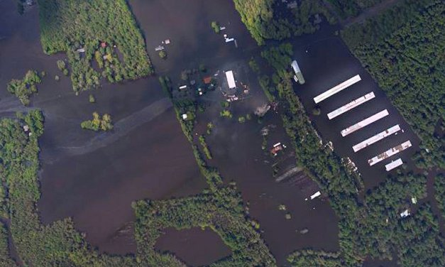 Regulators: NC Flooding Too Bad to Tally Environmental Harm