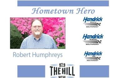 Hometown Hero: Robert Humphreys