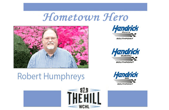 Hometown Hero: Robert Humphreys