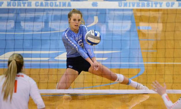 Notre Dame Defeats UNC Volleyball in ACC Opener