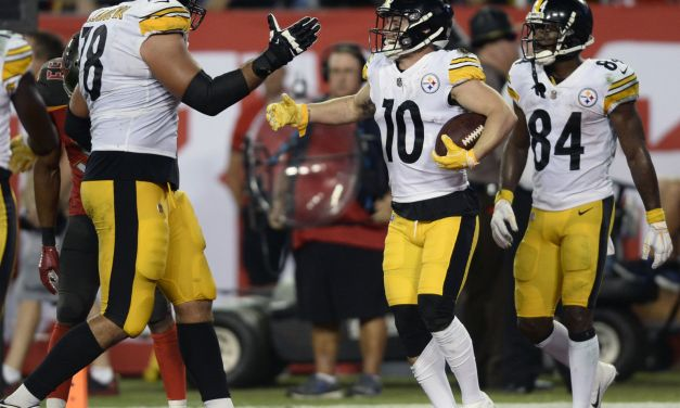 Ryan Switzer Hauls In First Career NFL Receiving Touchdown on Monday Night Football