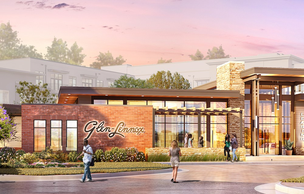 Glen Lennox Redevelopment Plans to Honor Influential Women
