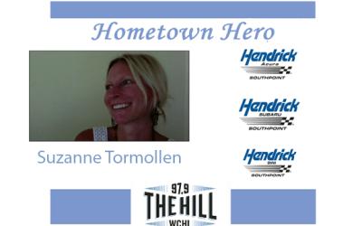 Hometown Hero: Suzanne Tormollen