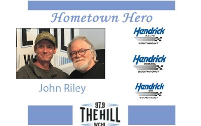 Hometown Hero: John Riley
