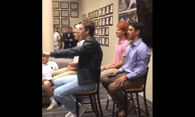 UNC Baseball Wins Halloween with 'Step Brothers' Parody