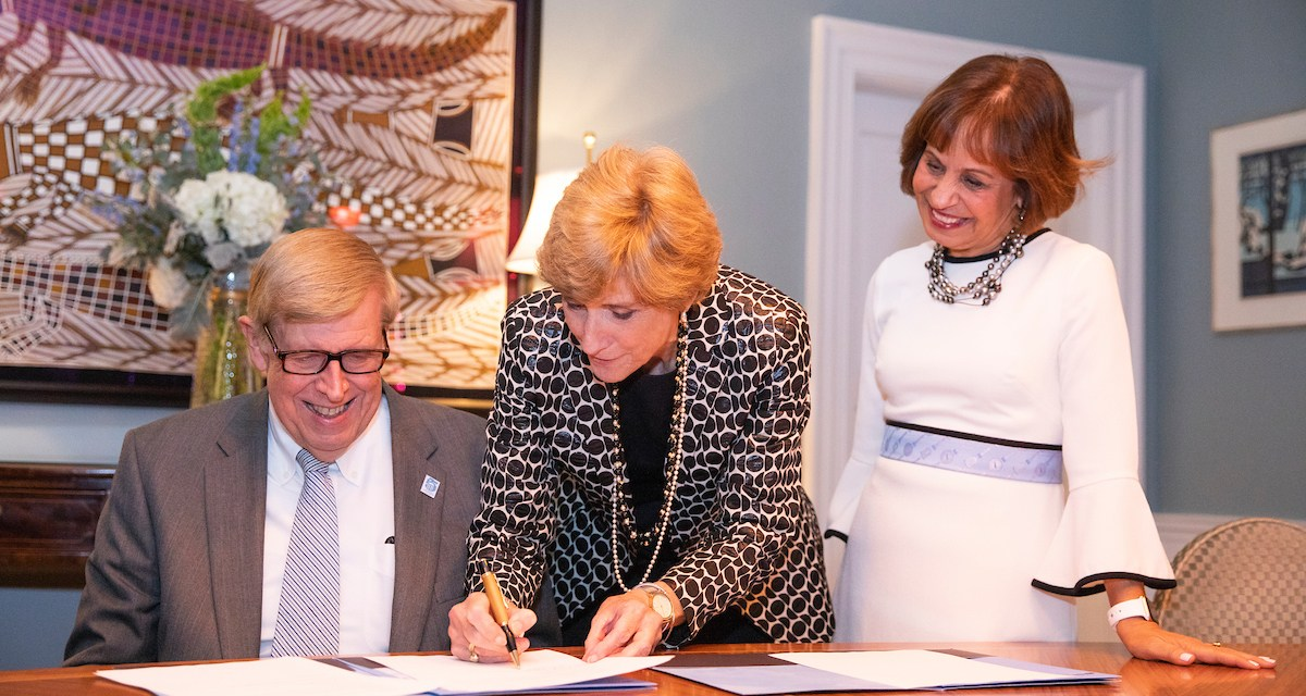 $21 Million Gift Supporting New UNC Media School