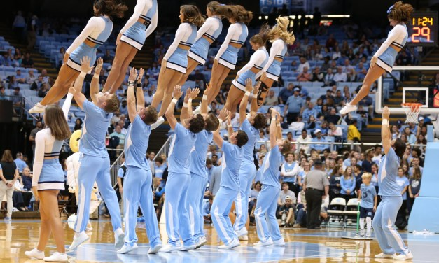 Sixteen UNC Sports Teams Exceed National Graduation Success Rates