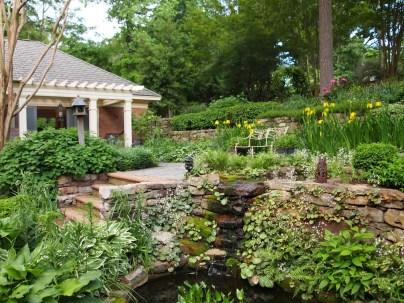 Noell Garden Terrace Garden