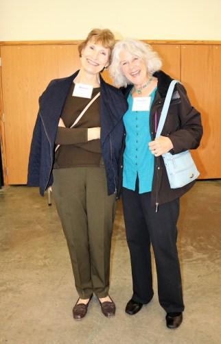Melissa Mahaney, Caroline Lloyd
