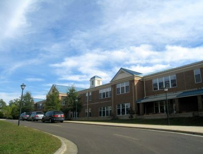 Mary Scroggs Elementary in Southern Village