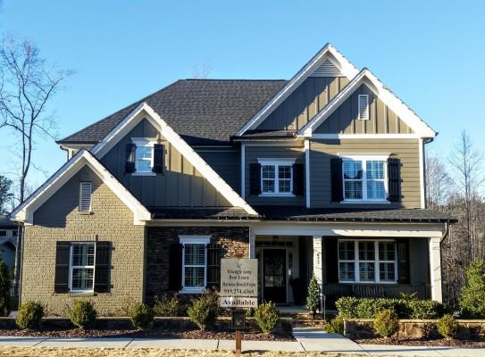 custom builder home