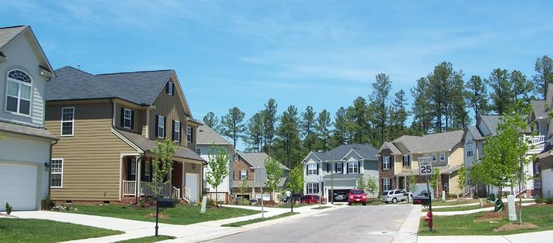 production builder neighborhood