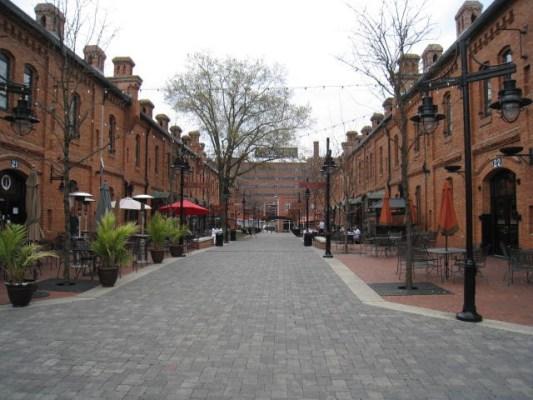 Brightleaf Square Durham