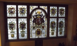 Amport House Main Landing Window