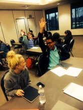 Young Writers Workshop at Chapman University