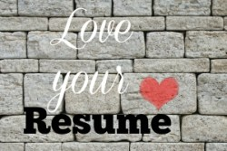 Love Your Resume