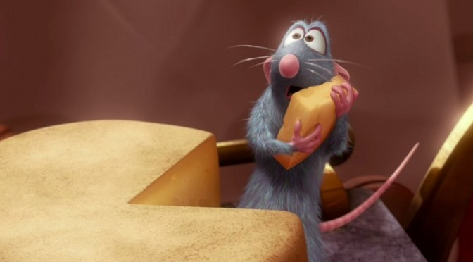 The Mouse is Staring at the Cheese
