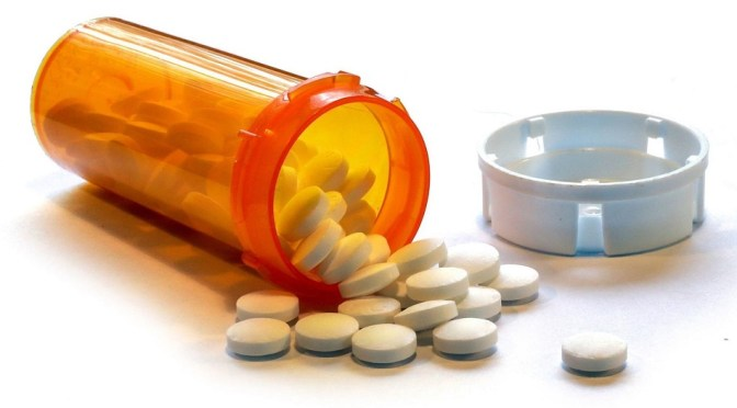 Rx Pain Killers in Highland and Neighboring Counties