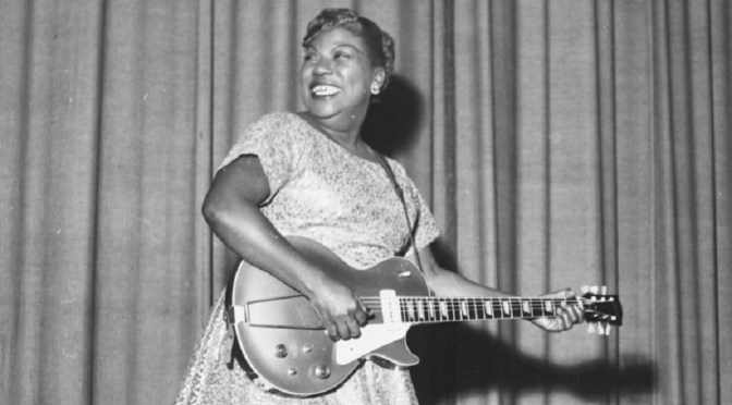It Was a Black Woman That Invented Rock n' Roll