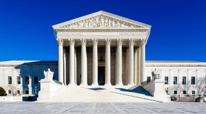 Does the Roberts' Court Respect Rule of Law?