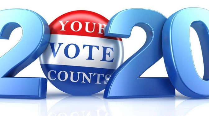How to vote and be counted