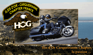 Iles d'Or Carqueiranne Chapter France