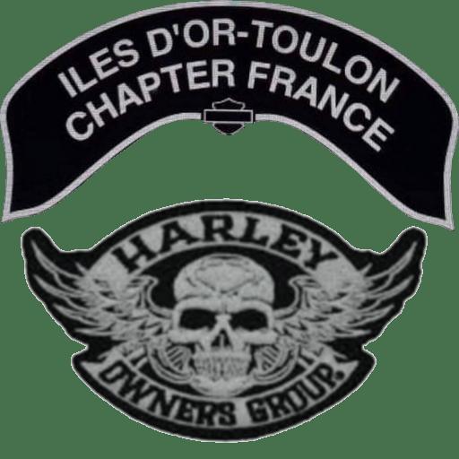 îles d'Or Toulon Chapter France