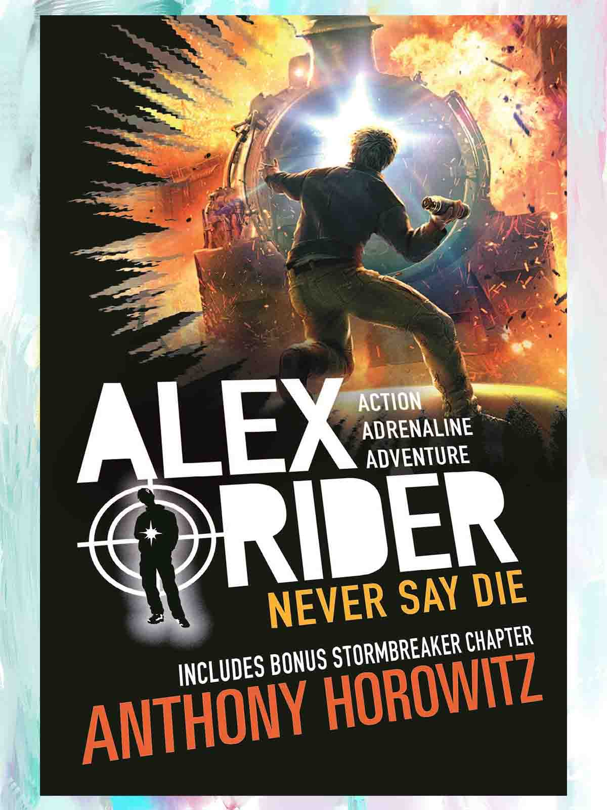 Never Say Die Alex Rider : never, rider, Never, Rider