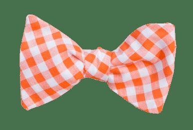 orange-gingham