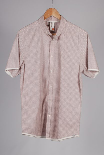 Ben Sherman Spotted Shirt - Size L - Front
