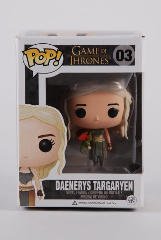 Funko Pop Daenerys Targaryen - Front - Game of Thrones