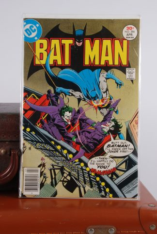 Batman 286 - Front Cover - Comic