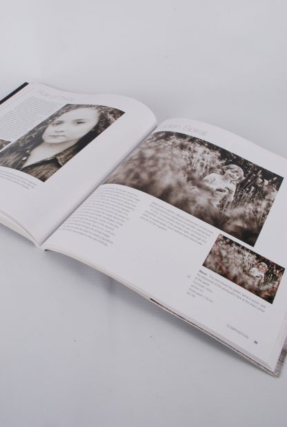 Mastering Portrait Photography - Inside Page - Book