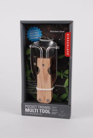 Kikkerland Pocket Trowel - Front - Garden Tool