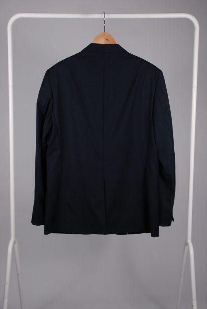 Reiss Blue 2 Piece Suit - Size 44 - Jacket Back